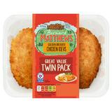 Bernard Matthews Golden Breaded Chicken Kievs 2 x 260g