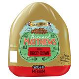 Bernard Matthews Golden Norfolk Basted Turkey Crown Medium