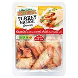 Bernard Matthews Sweet Chilli Turkey Breast Chunks 90g