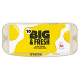 Big & Fresh 10 Class A Eggs from Caged Hens 660g