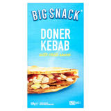 Big Snack Doner Kebab with Chilli Sauce 159g