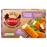 Birds Eye 10 Chicken Fingers 250g