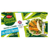 Birds Eye 10 Green Cuisine Delicious Veggie Fingers 284g