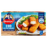 Birds Eye 20 Cod Fish Fingers 560g