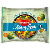 Birds Eye 4 Steamfresh Family Favourite Mix 540g