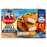 Birds Eye 8 Fish Fingers 200g