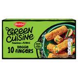 Birds Eye Green Cuisine 10 Veggie Fingers 284g
