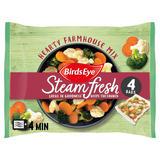 Birds Eye Steamfresh Hearty Farmhouse Mix 540g