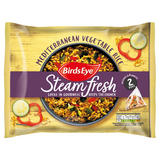 Birds Eye Steamfresh Mediterranean Vegetable Rice 380g