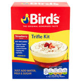 Bird's Strawberry Flavour Trifle Kit 141g
