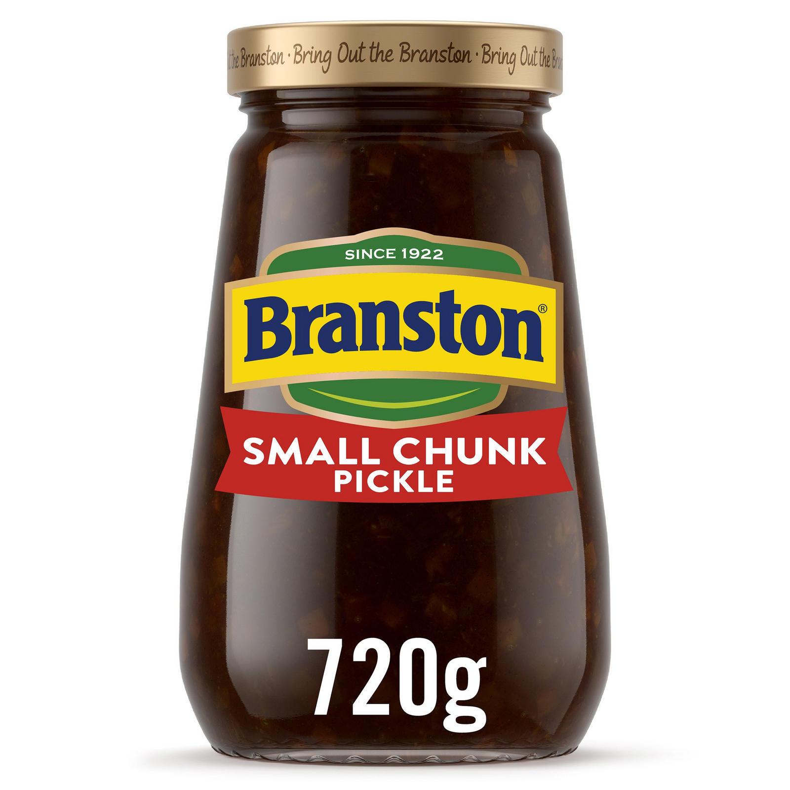 Branston Small Chunk Pickle 720g | Pickles & Chutneys ...