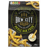 Brew City Dill Pickle Bar Fries 200g