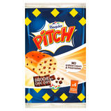 Brioche Pasquier Pitch Brioche with Choc Chips 4 x 37.5g (150g)