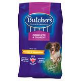 Butcher's Complete & Crunchy Chicken & Veg Dry Dog Food 15kg