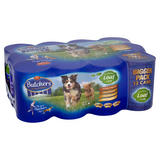 Butcher's Meaty Loaf in Jelly Dog Food Tins 12 x 400g
