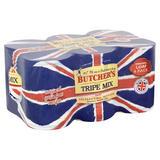 Butcher's Tripe Mix Dog Food Tins 6 x 400g