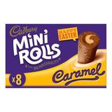 Cadbury 8 Caramel Mini Rolls