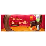 Cadbury Bournville Orange Dark Chocolate Bar 100g