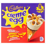 Cadbury Creme Egg 4 x 100ml (400ml)