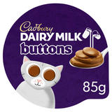 Cadbury Dairy Milk Buttons Chocolate Dessert 85g