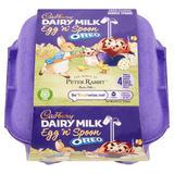 Cadbury Dairy Milk Egg 'n' Spoon with Oreo 128g