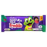Cadbury Dairy Milk Freddo Chocolate Bar 5 Pack 90g