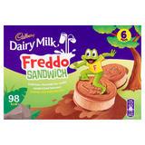 Cadbury Dairy Milk Freddo Sandwich 6 x 55ml (330ml)