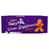 Cadbury Dairy Milk Gingerbread Chocolate Bar 120g