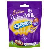 Cadbury Dairy Milk Miniature Oreo Chocolate Egg Bag 82g