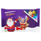 Cadbury Dairy Milk Small Chocolate Selection Pack 89g