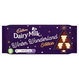 Cadbury Dairy Milk Winter Edition Chocolate Bar 100g