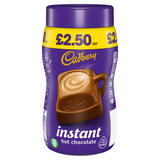 Cadbury Instant Hot Chocolate £2.50 300g