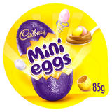 Cadbury Limited Edition Mini Eggs Chocolate Dessert 85g