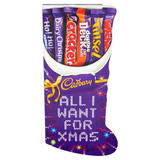 Cadbury Medium Stocking Chocolate Selection Box 194g