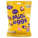 Cadbury Mini Eggs Family Bag 296g