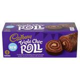 Cadbury Triple Choc Roll