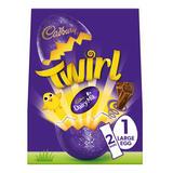 Cadbury Twirl Large Easter Egg 237g