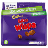 Cadbury Wispa Chocolate Bag 222g