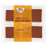 Cake & Eat It! 4 Handmade Milk Caramel Shortcake Slices