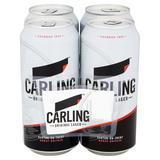 Carling Original Lager 4 x 440ml