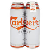 Carlsberg Export Lager Beer 4 x 568ml Snap Pack