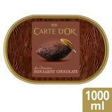 Carte D'or Indulgent Chocolate Ice Cream Dessert 1000 ML