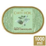 Carte D'or Mint Chocolate Ice Cream Dessert 1000ml