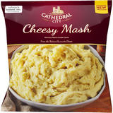 Cathedral City  Extra Mature Cheddar Cheesy Mash 800g