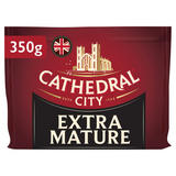 Cathedral City Extra Mature Cheddar Cheese 350g
