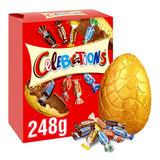 Celebrations Chocolate Large Easter Egg 248g