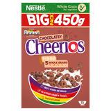 Cheerios Chocolate Cereal 450g Box