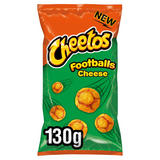 Cheetos Footballs Cheese Snack 130g