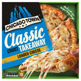 Chicago Town Takeaway Medium Classic Crust Cheese Pizza 340g