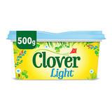 Clover Light Spreads 500g